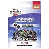 Cheapest Disney Infinity 20 Power Discs Pack  Marvel on Xbox One