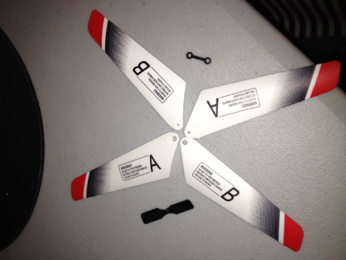 Blades set for VIEFLY V689 RC HELICOPTER 35 CHANNEL GYRO NEWER MODEL OF V688