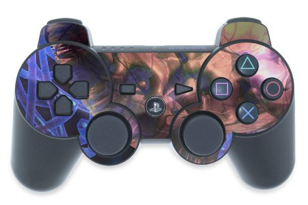 Mygift Sorrow Design Ps3 Playstation 3 Controller Protector Skin Decal Sticker