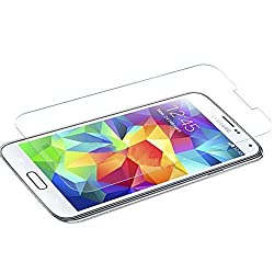 Dpower Premium Tempered Glass Screen Protector for Samsung Galaxy S5