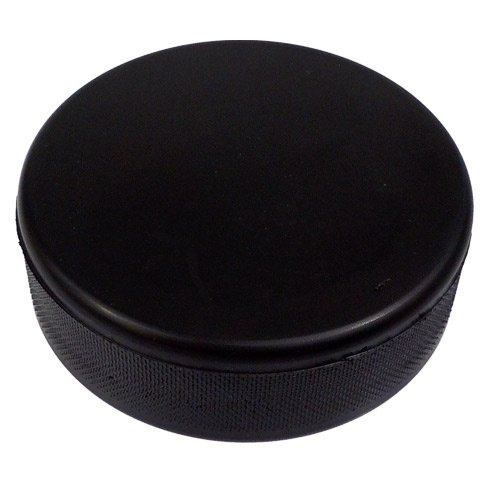 Hockey Puck Foam Stress Toy