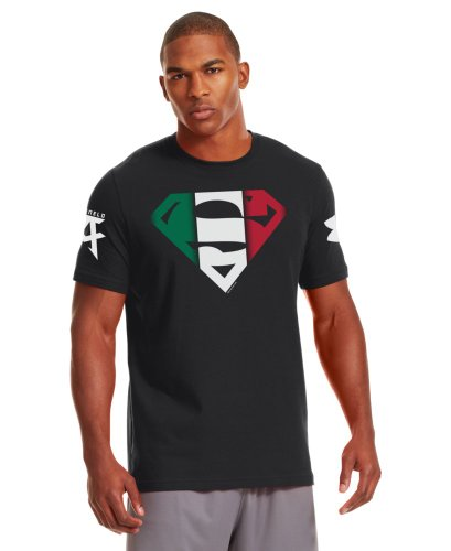 under armour men 39 s alter ego superman canelo t shirt