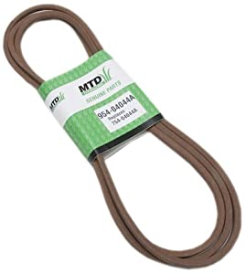 MTD 954-04044A Replacement Belt for RZT With 50-Inch Decks from MTD