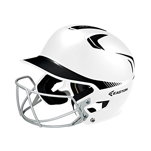 Easton Junior Z5 Grip 2Tone Batters Helmet with BBSB Mask