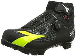 Diadora Men\'s Polarex Plus Winter Mountain Biking Shoe (41)