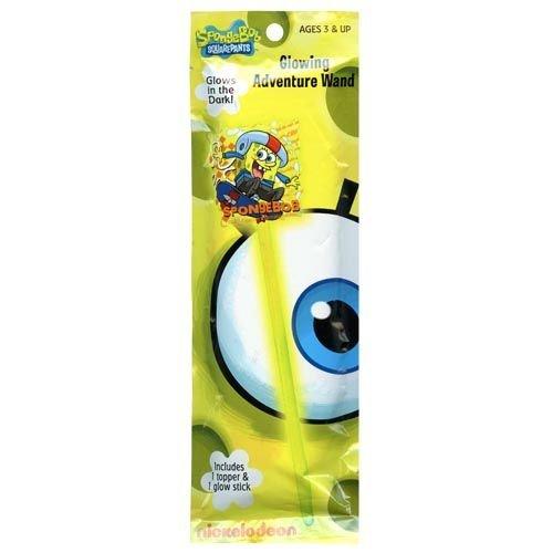 WeGlow International SpongeBob Sqarepants Glow Wand (Set of 3)