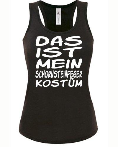 FASCHING - DAS IST MEIN SCHORNSTEINFEGER KOSTÜM 2357(TT-F-SW) Gr. S