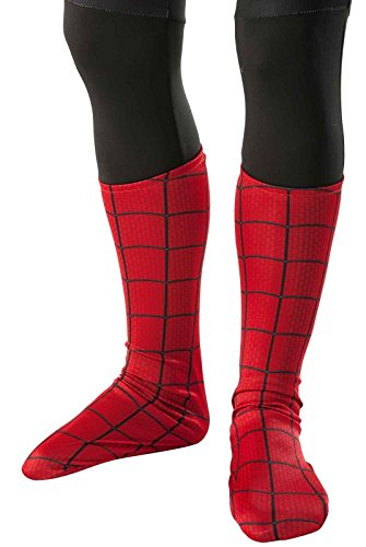 Rubie's The Amazing Spider-man 2 Costume Boot-Tops, Child Size