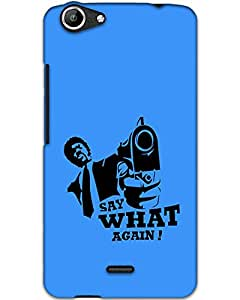 Micromax Canvas 5 E481 Back Cover Designer Hard Case Printed Cover