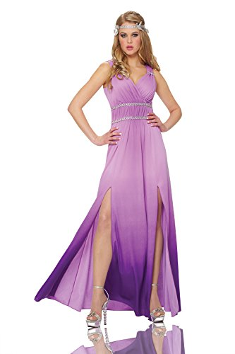Costume Culture Women's Lilac Goddess Costume