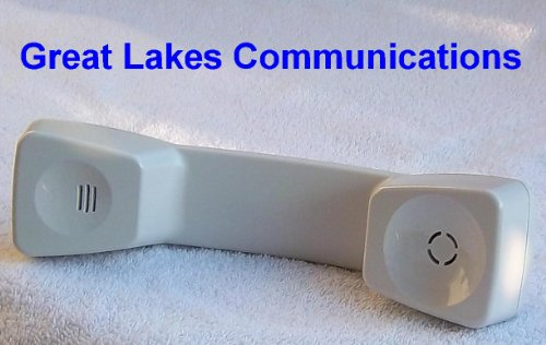 Partner Eurostyle Replacement Handset White