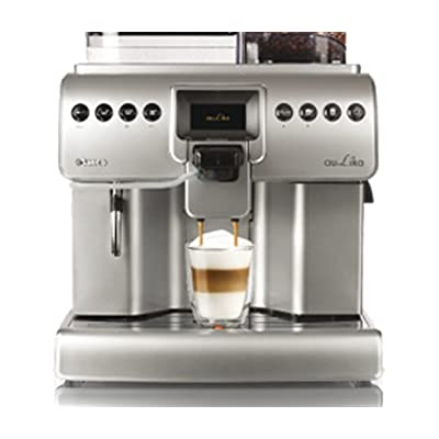 Saeco 70-80 Cups/Hr Aulika Focus Fully Automated Espresso/Cappucinno Coffee Machine/maker