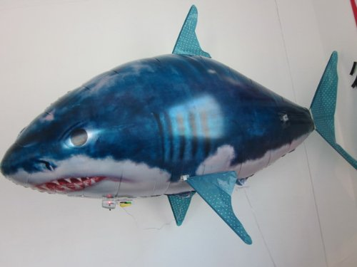 Air Swimmer Remote Control Inflatable Flying