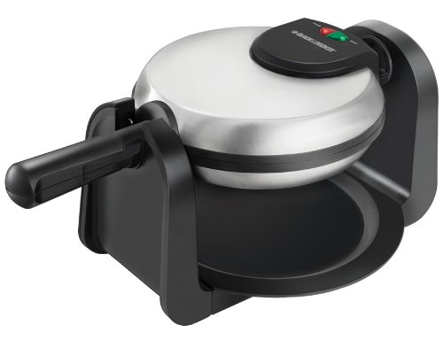 Why Choose The Black & Decker Flip Waffle Maker