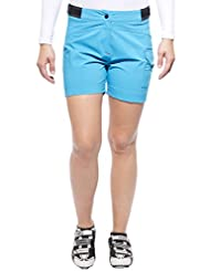 Löffler Active Bike Shorts Ladies blue 2015