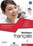 business intensivkurs français: die komplettlösung für karriere und beruf / Paket: 1 DVD-ROM + 2 Audio-CDs + 1 Textbuch
