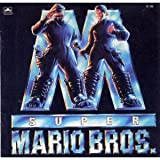 img - for Super Mario Brothers Movie (A Golden look-look book) book / textbook / text book