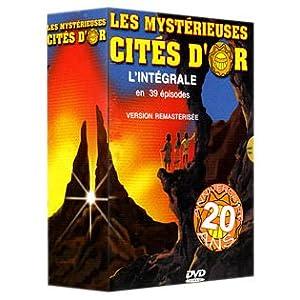 Les Mystérieuses Cités d'or - Série complete