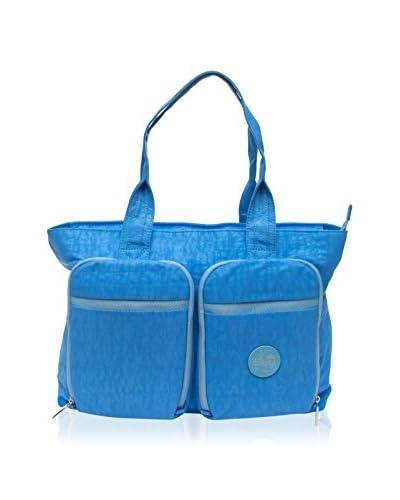 The Bridge Wayfarer Tasche Future Lady blau
