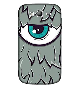 Samsung J7 Colourful Graphic & Illustration Phone Back coverGI107