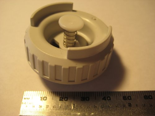 Humidifier Bottle Valve Cap Fits Emerson Moistair, Kenmore 2-pack