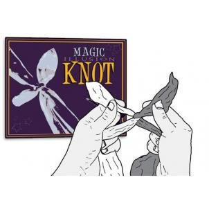 The Magic Knot - AKA Slydini's Scarf Routine or The Knotted Silks