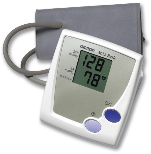 Omron MX2 Digital Automatic Upper Arm Blood Pressure Monitor