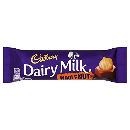 Cadbury-Dairy-Milk-Chocolate-Bar-noix-entire-49g-Pack-de-48-x-Sgl