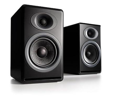 Audio Engine P4 Enceinte Passive Noir Satin