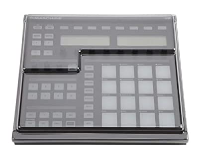 Decksaver DS-PC-MASCHINEMK2 Protective Cover for Native Instruments Maschine MK2 by Mixware LLC