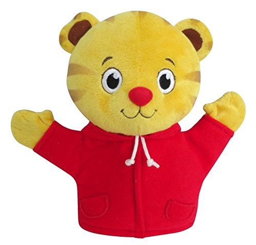 Daniel Tiger's Neighborhood Tiger Puppet Plush