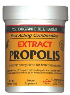 Propolis Extract - Natural Liquid Honey Paste 55,000 mg - 5.8 oz. - Paste