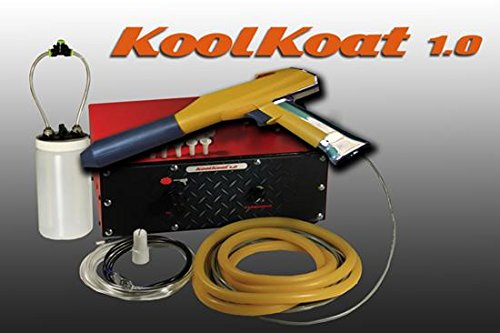 Kool Koat 1.0 LED Electrostatic Powder Coating System (Electrostatic Paint Sprayer compare prices)