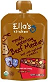 ELLAS KITCHEN  Mouth  Watering  Beef Medley, 4.5-Oz, 7-Count (Pack of 4)