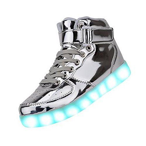 women-high-top-usb-charging-led-shoes-flashing-sneaker-85us-silver