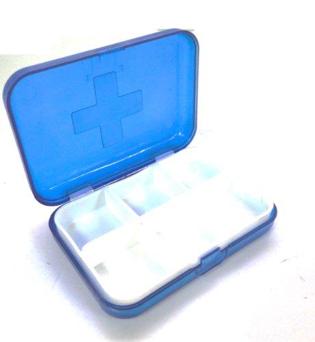 Pilulier de voyage sac valise avion trousse de toilette