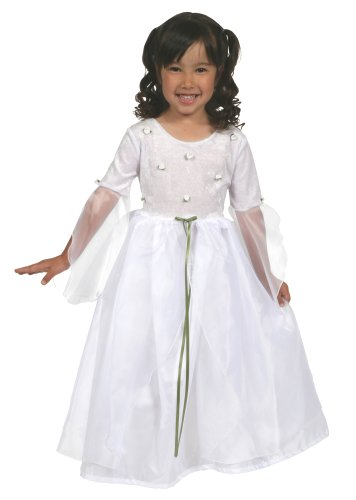 Princess Bride Deluxe Dress-up Costume X-LARGE (7-9) - Buy Princess Bride Deluxe Dress-up Costume X-LARGE (7-9) - Purchase Princess Bride Deluxe Dress-up Costume X-LARGE (7-9) (Little Adventures, Toys & Games,Categories,Pretend Play & Dress-up,Costumes)
