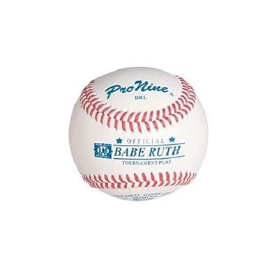 1 Dozen Pro Nine Baseballs Babe Ruth League BRL from Pro Nine BRL