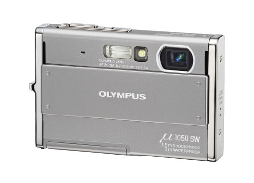 Olympus Stylus 1050 SW is one of the Best Digital Cameras for Travel Photos Under $300 with Weatherproof Body