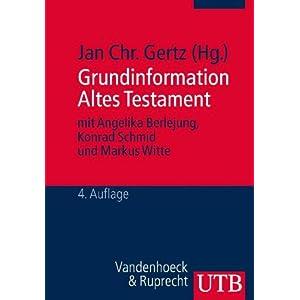 eBook Cover für  Grundinformation Altes Testament Eine Einf xFC hrung in Literatur Religion und Geschichte des Alten Testaments