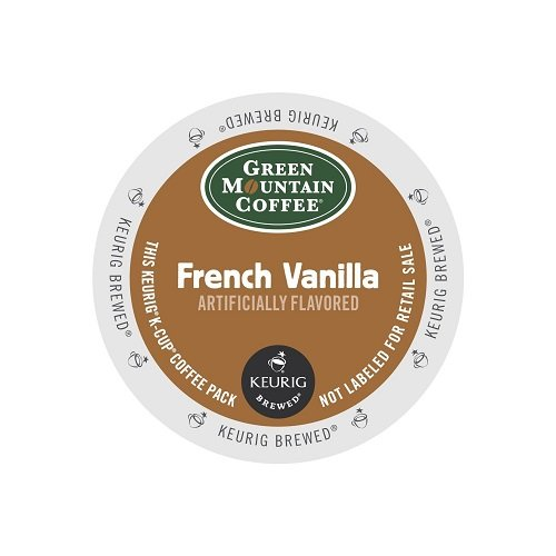 Green Mountain Coffee K-Cups, French Vanilla, 96-Count front-568650