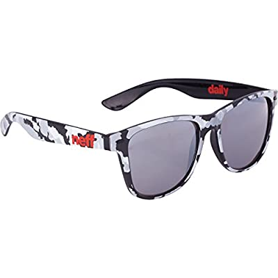Neff Mens Daily Sunglasses, Snowcam, One Size Fits All
