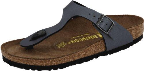 Birkenstock Women'S Gizeh Sandal,Onyx,38 M Eu front-811012