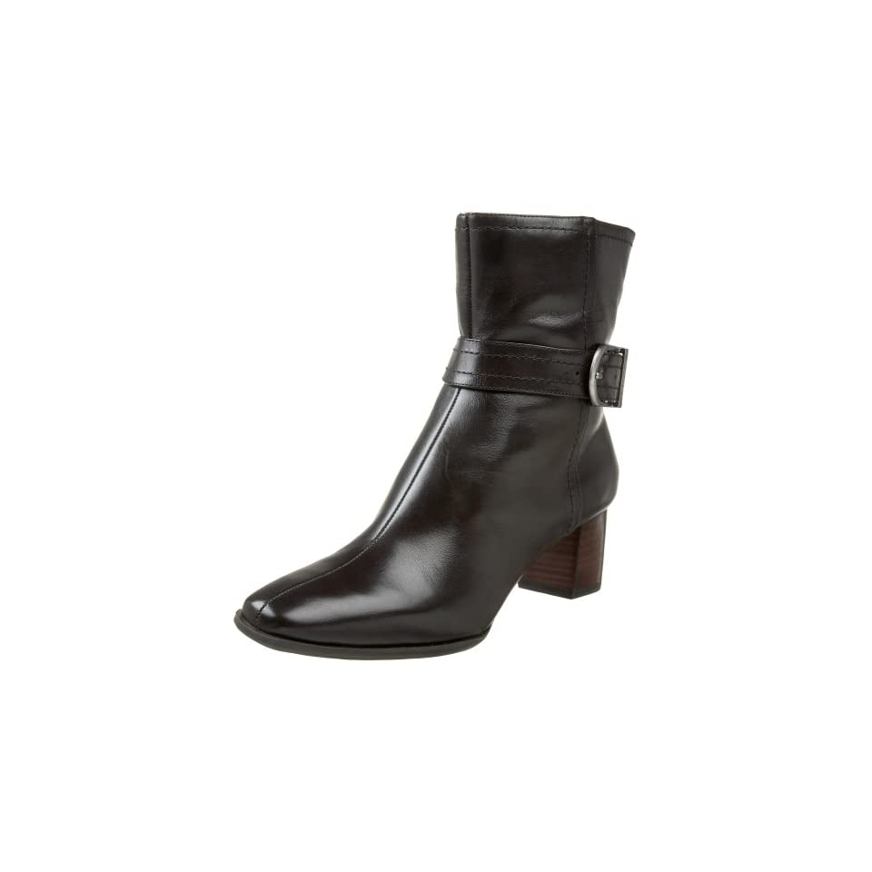 AK Anne Klein Womens Nairi Ankle Boot