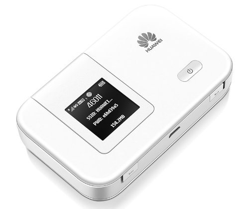 Lanlan Huawei E5372 150 Mbps 4G Lte & 42 Mbps 3G Mobile Wifi Hotspot (4G Lte In Europe, Asia, Middle East, Africa & 3G Globally)