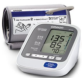 Omron Bp760 7 Series Upper Arm Blood Pressure Monitor (Home Appliances & Accessories / Home & Health Accessories)