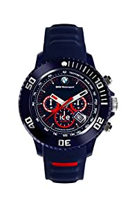 [アイスウォッチ]ICE-WATCH BMW Motorsport by Ice-Watch - Chrono - Dark Blue & Red - Big BM.CH.BRD.B.S.14  【正規輸入品】
