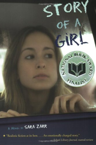 Story of a Girl by Sara Zarr, Mr. Media Interviews