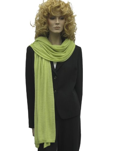 CASHMERE WRAP/SHAWL/STOLE (KNITTED PURE CASHMERE SHAWL) FROM CASHMERE PASHMINA GROUP