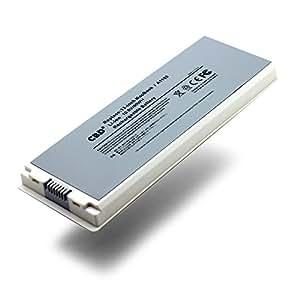 apple 1185 battery white 10.8V 5600mAh